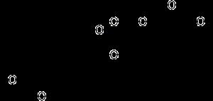 Rosmarinic Acid, (2R)-2-[[(2''E'')-3-(3,4-Dihydroxyphenyl)-1-oxo-2-propenyl]]oxy]-3-(3,4-dihydroxyphenyl)propanoic acid, has the chemical formula C18H16O8, is a caffeic acid ester of salvianic acid A (3,4-dihydroxyphenyllactic acid).